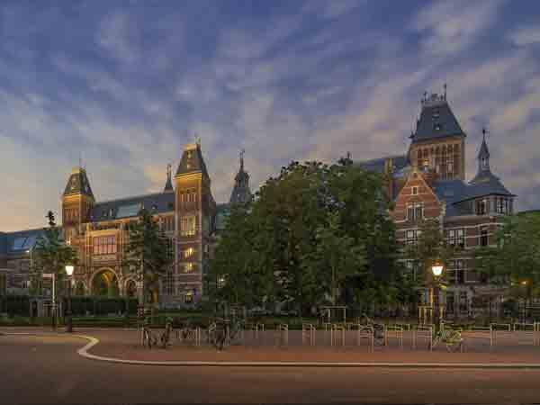 Rijksmuseum hoort bij de 10 beste musea in de wereld Het Rijksmuseum - Foto: John Lewis Marshall