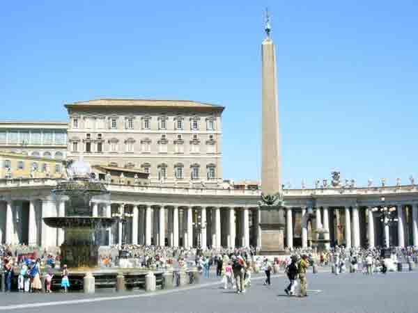Vaticaanstad, Kleinste landen ter wereld