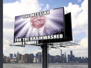Doanld Trump - Messias