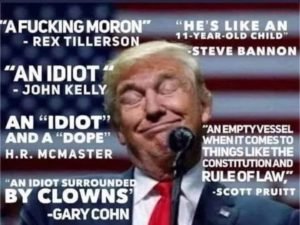Donald Trump - Anderen over Donald