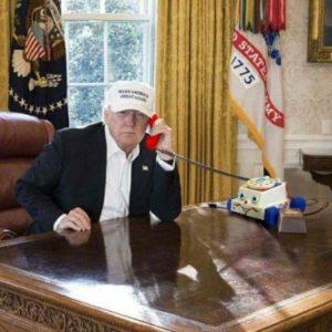 Donald Trump - In het Witte Huis