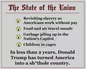 Donald Trump - Geschiedenis