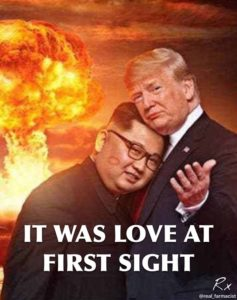 Donald Trump - Kim Jong-un