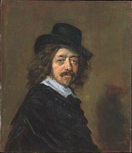 Frans Hals, Kopie van een verloren gegaan zelfportret