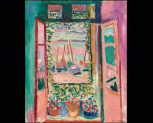 Henri Matisse - La fenêtre ouverte à Collioure