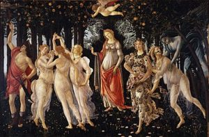 Botticelli - La Primavera