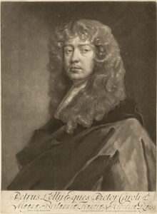 Peter Lely, ca. 1684
