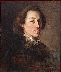 Portret van Frédéric Chopin - Ary Scheffer