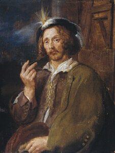 Portret van Jan Davidsz. de Heem. jaren 1630.