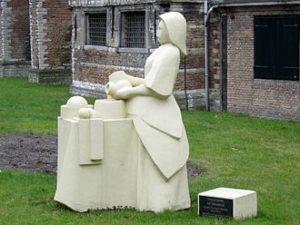 Wim T. Schippers - Het Melkmeisje, Delft