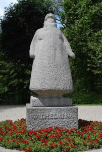 Standbeeld Koningin Wilhelmina, Rotterdam