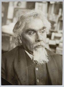 Toorop op latere leeftijd (circa 1920-1923)