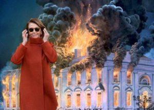 Trump en Nancy Pelosi