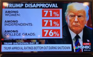Trump en verkiezingen