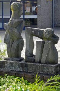 Jan te Wierik - Zonder titel in Haaksbergen