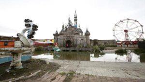 Banksy - Dismaland: Bemusement Park - 2015