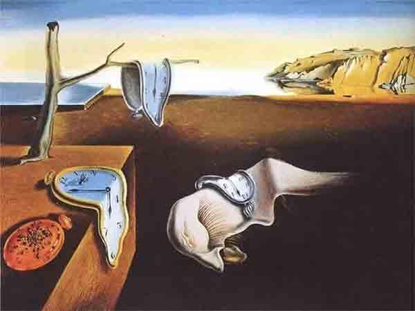 De beroemdste schilderijen van Salvador Dali