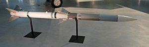 AIM-120 AMRAAM missiles
