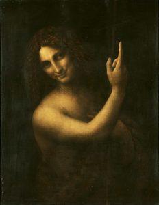 Johannes de Doper - Leonardo da Vinci