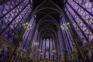 La Sainte Chapelle - Parijs