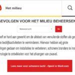 Meest vervuilende bedrijven van Nederland 2018 - De Top 300