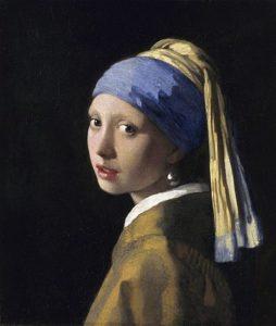 Meisje met de parel - Johannes Vermeer