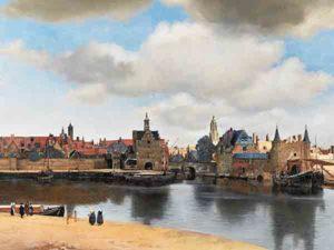 Top 10 bekendste schilderijen van Johannes Vermeer