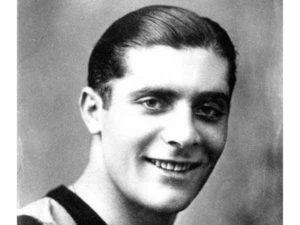 Giuseppe Meazza -beste Italiaanse voetballers aller tijden met beeld