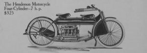 Henderson Model A - 1912