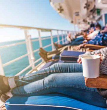 Met cruise op vakantie is het beste voor je gezondheid
