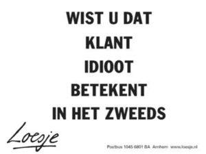Klantvriendelijkste bedrijven Nederland