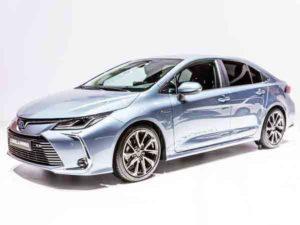Toyota Corella: Top 10 Best verkochte auto 2018 wereldwijd