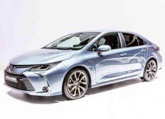 Toyota Corella: Top 10 best verkochte auto's 2018 wereldwijd