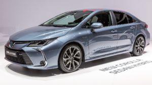Toyota Corolla twaalfde generatie