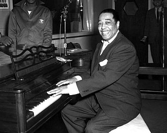 Duke Ellington in 1954