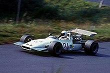 Gerhard Mitter, Nürburgring, 1 Augustus 1969, BMW F 269 enkele minuten voor het dodelijke ongeval