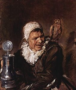 Malle Babbe van Haerlem Frans Hals - 1633 / 1635