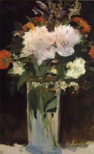 Bouquet de fleurs - Édouard Manet (1882)