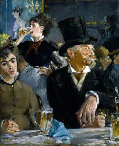 Het Café-Consert - Édouard Manet (1867 / 1878)