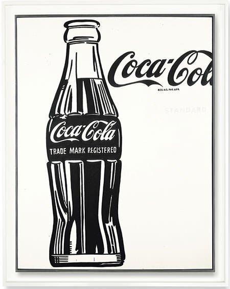 Andy Warhol - Coca Cola (3) (1962)