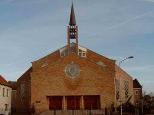 Grootste kerken in Nederland