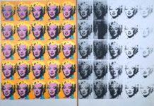 Andy Warhol - Marilyn Diptych (1962)