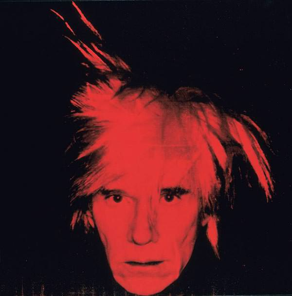 Andy Warhol - Self-Portrait (1986)