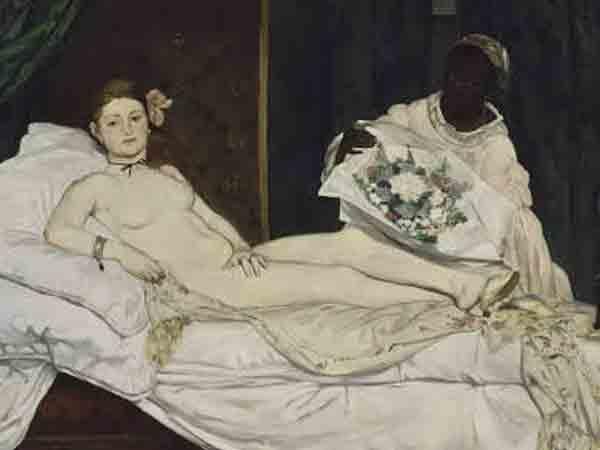 Top 10 bekendste schilderijen Édouard Manet