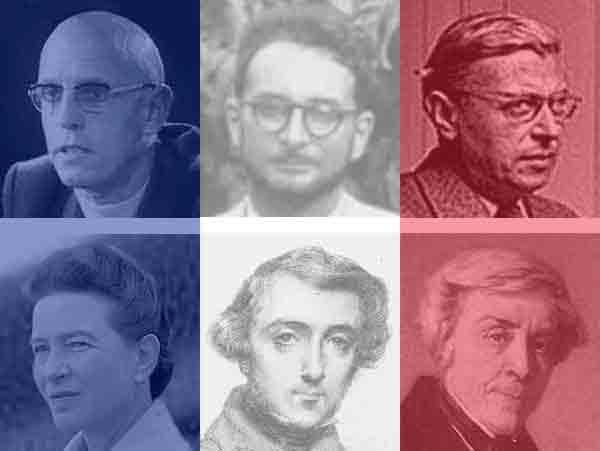 Belangrijkste Franse filosofen aller tijden – Top 10 & Top 50