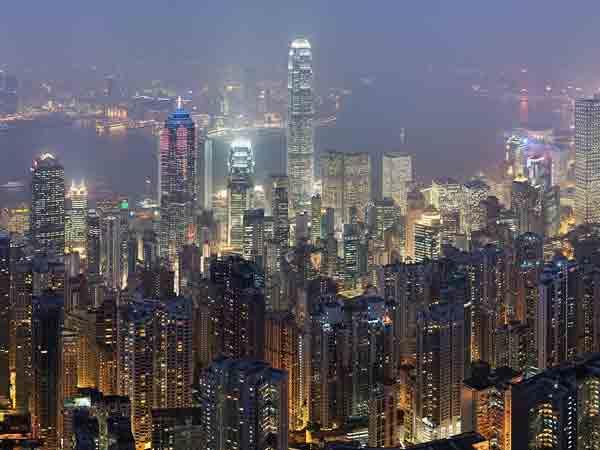Meest bezochte steden 2018 ter wereld