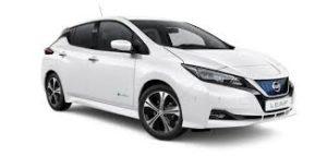 Nissan Leaf Wat kosten populairste elektrische auto's? De top 5