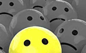 Optimisten gelukkiger en leven-langer