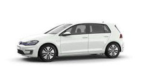 Volkswagen e-Golf Wat kosten populairste elektrische auto's? De top 5