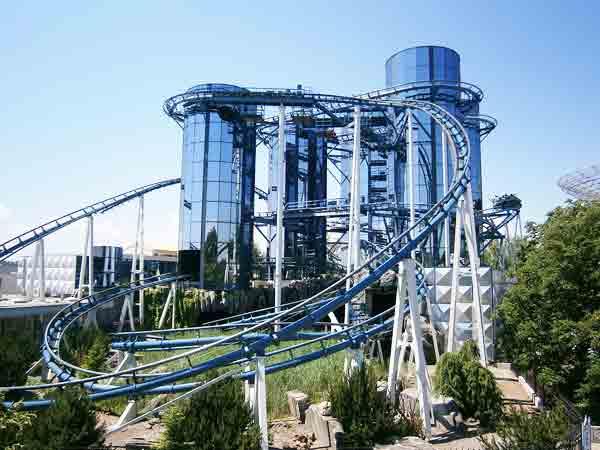 Beste attractieparken in Duitsland